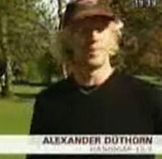 Alexander Düthorn im Interview auf n-tv